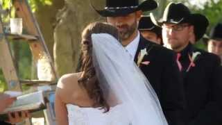 Paralyzed Bride Walks Down the Aisle: Gina's Story