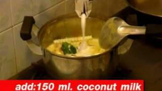 Green Curry Recipe (pt3) | Thai Food