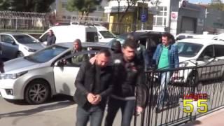 SAMSUN'DA UYUŞTURUCU TACİRLERİNE OPERASYON