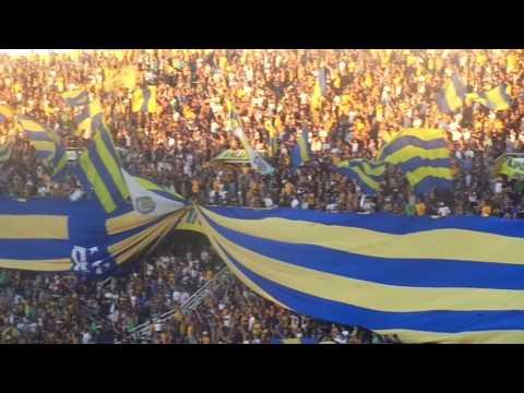 Rosario Central - Recibimiento Vs Godoy Cruz - 2017 - Los Guerreros - Rosario Central
