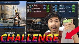 Video CHALLENGE MINUS MINUM AIR !! POINT BLANK GARENA INDONESIA PART 1 MP3, 3GP, MP4, WEBM, AVI, FLV Oktober 2017