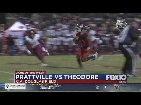 Round 1 Playoffs: Game of the Week: Prattville at Theodore