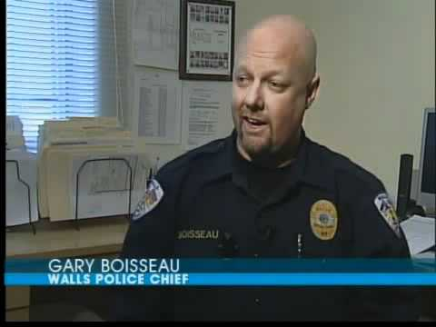 Walls Police Department wearable cameras…
