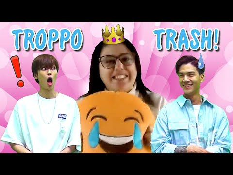 IDOL COREANI reagiscono al TRASH ITALIANO w/ Teen Top & Follettina Creation