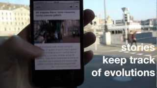 NEWSCRON – ALL NEWS IN ONE APP YouTube video