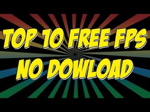 Top 10 Free FPS Browser Games no download