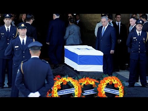 Ισραήλ: Σε λαϊκό προσκύνημα η σορός του Σιμόν Πέρες