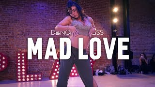 Sean Paul, David Guetta ft. Becky G - Mad Love | Nicole Kirkland Choreography | DanceOn Class