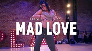 Video Sean Paul, David Guetta ft. Becky G - Mad Love | Nicole Kirkland Choreography | DanceOn Class MP3, 3GP, MP4, WEBM, AVI, FLV Juni 2018