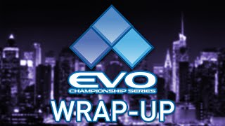 EVO: Great People, TERRIBLE Tournament