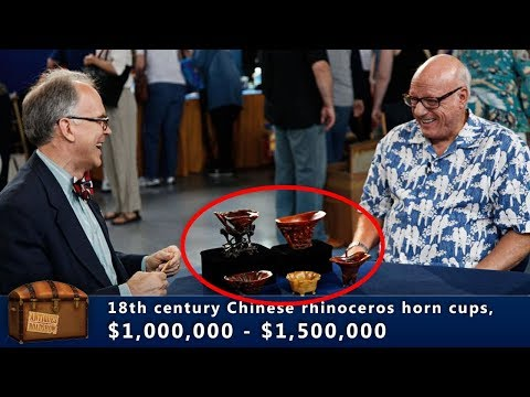 10 Most Surprising Antique Roadshow Discoveries