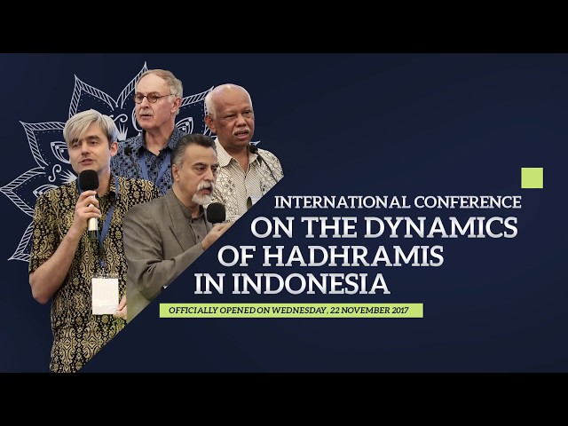 International Conference on The Dynamics of Hadhramis in Indonesia