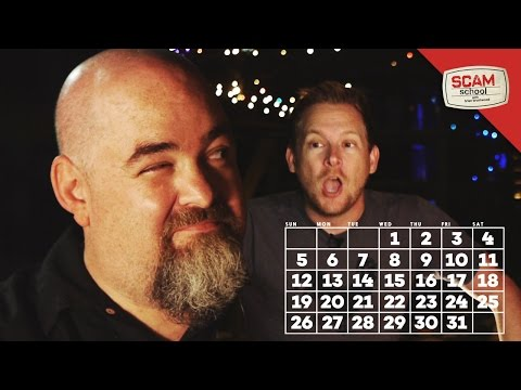 Using - Matt Dillahunty returns with an all-seeing calendar! You can support him at http://patreon.com/AtheistDebates or visit his channel at http://youtube.com/SansDeity Go visit http://harrys.com...