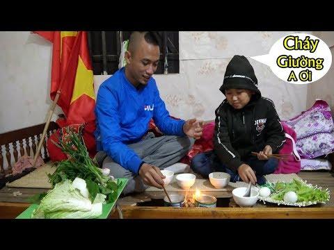 Lẩu Ống Bơ - Chê't Cười Với Anh Em Tam Mao Ăn Lẩu Xuýt Cháy Nhà - Thời lượng: 35:53.