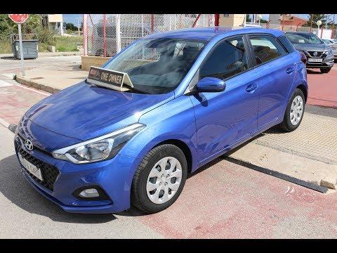 See video Hyundai I20 1.2i ESSENCE LE