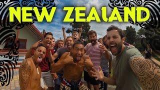 NEW ZEALAND l 23 DAY ROAD TRIP l 2016