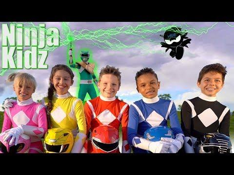 POWER RANGERS NINJA KIDZ! | Season 2