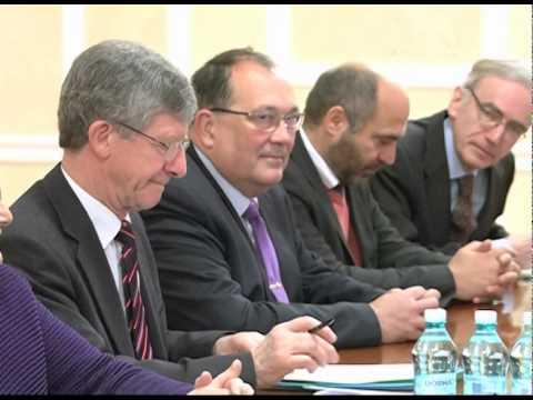 Президент Николае Тимофти встретился с членами группы дружбы Франция-Молдова Национального собрания Франции