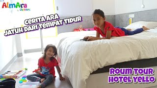 Video Room Tour Hotel Yello 🏨 Cerita Ara Jatuh Dari tempat Tidur 😊 MP3, 3GP, MP4, WEBM, AVI, FLV April 2019