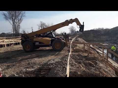 Wideo1: Budowa S5 w powiecie kościańskim