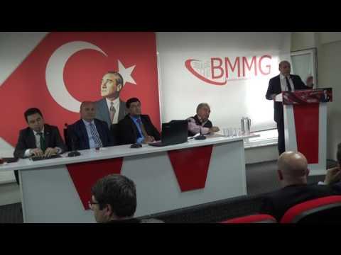 Muhasebe Platformu Grubu toplantı konuşması II