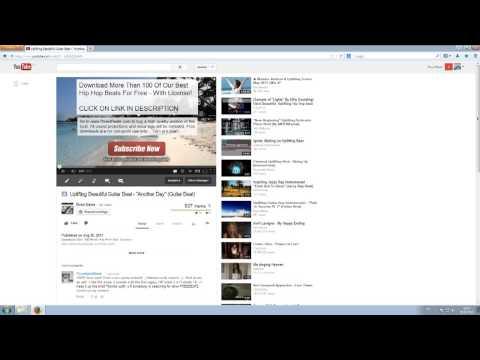 Music Marketing Mastery – YouTube Marketing (Training Video)