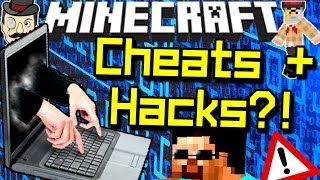 Minecraft CHEATS&HACKS?! Essential Utilities for Clever Players!