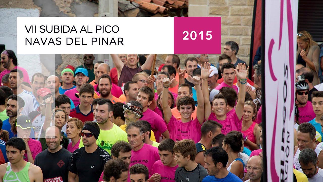VII Subida al Pico (2015)