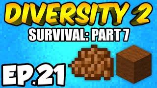 Minecraft: Diversity 2 Ep.21 - NO ENTRY!!! (Diversity 2 Survival)