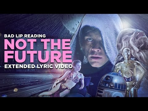 Not the Future Bad Lip Reading  s Extended Star Wars Lyric Video for a Song From Their Empire Strikes Back