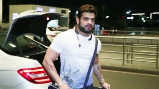 Karan Patel SPOTTED At Mumbai Airport☞  Check All Bollywood Latest Update on our Channel & Subscribe  - http://bit.ly/SubscribeMoviezAdda ☞  Follow us on Twitter http://goo.gl/Z4wno5☞  Like us on Facebook https://goo.gl/8Kvkhr☞  Circle us on G+ https://plus.google.com/118018009657043521720☞  Follow us on Instagram http://goo.gl/gSysfH