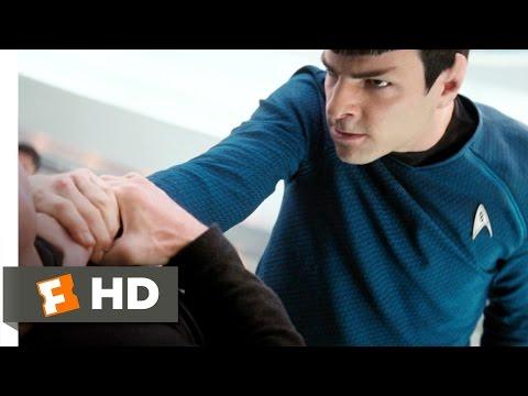 Emotionally Compromised - Star Trek (6/9) Movie CLIP (2009) HD