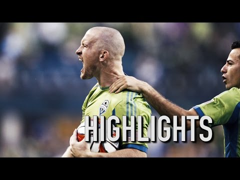 Video: Highlights: Seattle Sounders FC vs San Jose Earthquakes