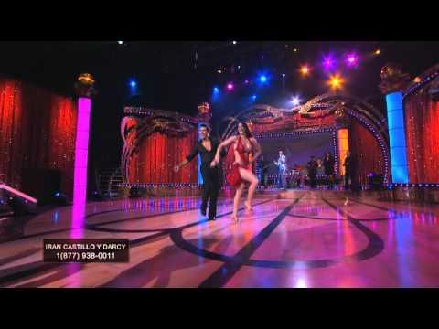 """Baile 2 de Irán Castillo con música de Aleks Syntek, """"Mi Sueño es Bailar,"""" Semana 7 - Thumbnail"""