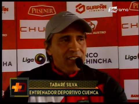 Deportivo Cuenca se prepara para medir a Macará