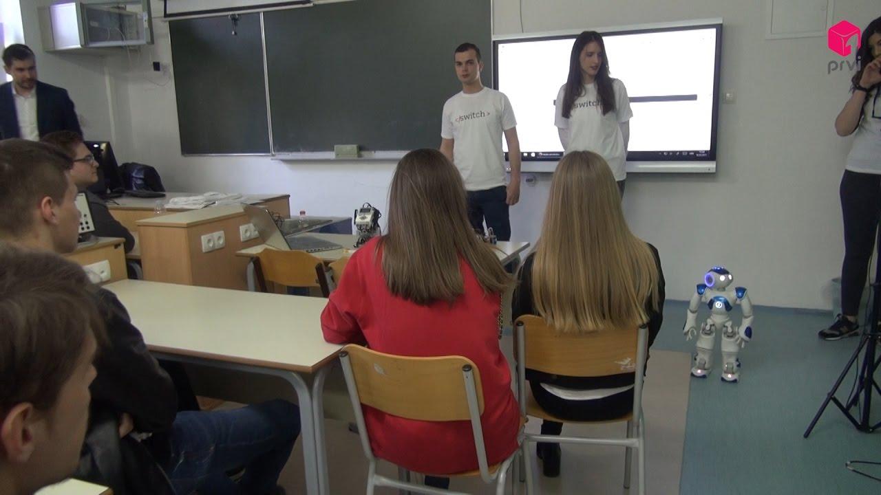 Kroz kreativne radionice učenici upoznati sa studijem