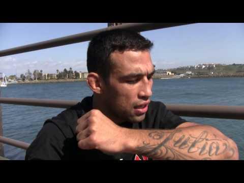 Werdum Talks About His Tattoos