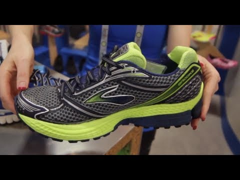 Brooks Ghost 6 at Outdoor Retailer 2013