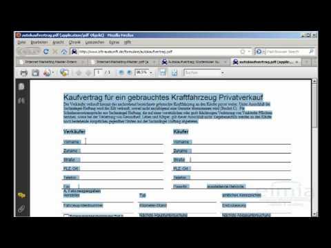 So optimiert man kostenlos pdf-Formulare im Web, um den ROI zu steigern!