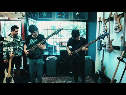 The Omnific - The Lifeless Charm (Live @ The Bass Workshop) 02.02.2020