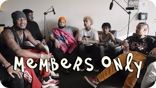 Members Only x MONTREALITY ⌁ Interview