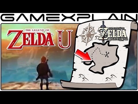 Finding Zelda Wii U in Breath of the Wild's World - What's Changed Since the 2014 Game Awards?