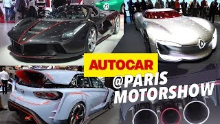 Paris Motor Show 2016 - 14 cars you need to see from the Mondial de l'automobile 2016 | Autocar by Autocar