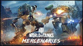 Core Breach Mode - World of Tanks Mercenaries - PS4 [ deutsch • gameplay ]