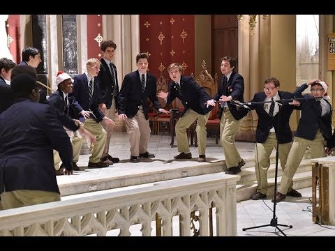 The Twelve Days of Christmas (Straight No Chaser's version)