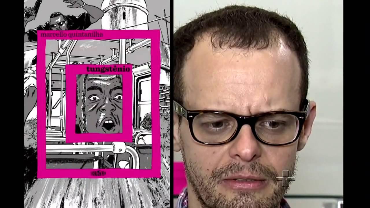 Metrópolis: Marcello Quintanilha