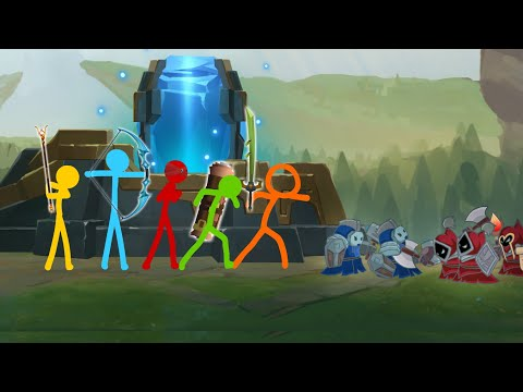 Animation Vs. League Of Legends (official)