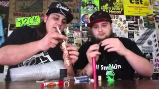 TOKER PACK!!!!! OFFICIAL REVIEW!!!!! by Custom Grow 420