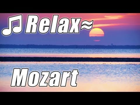 CLASSICAL MUSIC Playlist for Studying Relaxing MOZART Eine Kleine Nachtmusik HD Relax Sleeping Slow