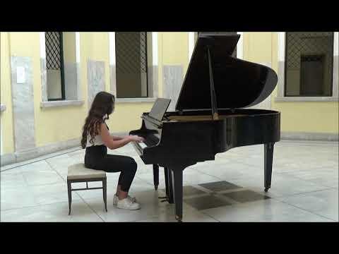 Βίδου Ανδριαννή Invention re minor Bach
